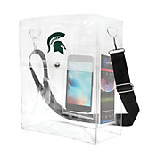 Little Earth Michigan State Spartans Ticket Satchel