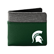 Little Earth Michigan State Spartans Pebble Bi-fold Wallet