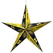 Little Earth Michigan Wolverines Star Lantern