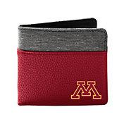 Little Earth Minnesota Golden Gophers Pebble Bi-fold Wallet