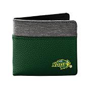 Little Earth North Dakota State Bison Pebble Bi-fold Wallet