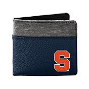 Little Earth Syracuse Orange Pebble Bi-fold Wallet