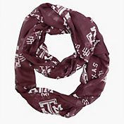 Little Earth Texas A&M Aggies Infinity Scarf