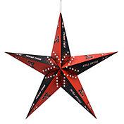 Little Earth Texas Tech Red Raiders Star Lantern