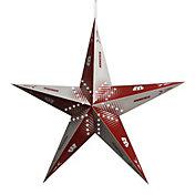 Little Earth Wisconsin Badgers Star Lantern