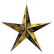 Little Earth Iowa Hawkeyes Star Lantern