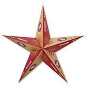 Little Earth San Francisco 49ers Star Lantern