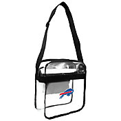 Little Earth Buffalo Bills Clear Carryall Crossbody