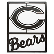 Little Earth Chicago Bears Metal Team Sign