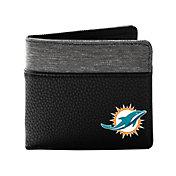 Little Earth Miami Dolphins Pebble Bi-fold Wallet