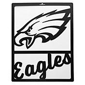 Little Earth Philadelphia Eagles Metal Team Sign