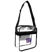 Little Earth New York Giants Clear Carryall Crossbody