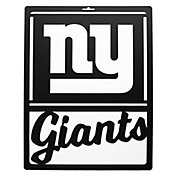 Little Earth New York Giants Metal Team Sign