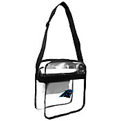 Little Earth Carolina Panthers Clear Carryall Crossbody