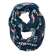 Little Earth New England Patriots Infinity Scarf