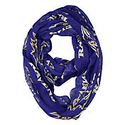 Little Earth Baltimore Ravens Infinity Scarf