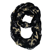 Little Earth New Orleans Saints Infinity Scarf