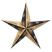 Little Earth New Orleans Saints Star Lantern