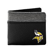 Little Earth Minnesota Vikings Pebble Bi-fold Wallet