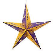 Little Earth Minnesota Vikings Star Lantern