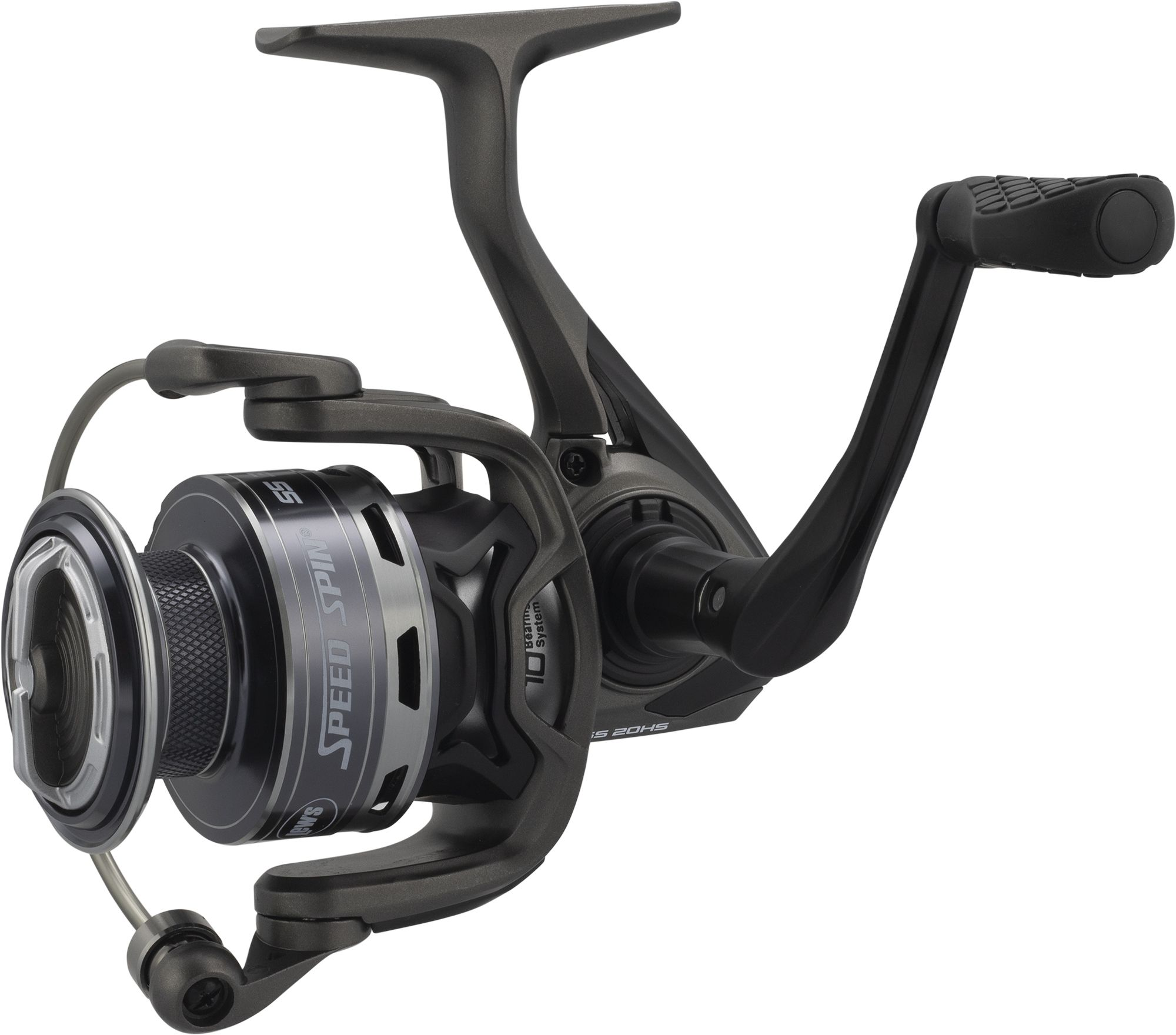 Lew's Speed Spin Spinning Reel, 30, Aluminum