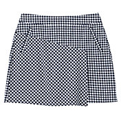 Lady Hagen Women's USA Plaid Print Golf Skort