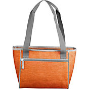 Logo Crosshatch 16 Can Cooler Tote