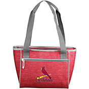 St. Louis Cardinals Crosshatch Can Cooler Tote