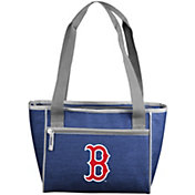 Boston Red Sox Crosshatch Can Cooler Tote