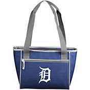 Detroit Tigers Crosshatch Can Cooler Tote
