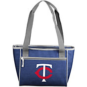 Minnesota Twins Crosshatch Can Cooler Tote