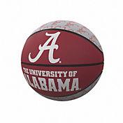 Alabama Crimson Tide Logo Mini Rubber Basketball