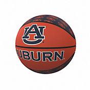 Auburn Tigers Logo Mini Rubber Basketball