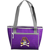 Eastern Carolina Pirates Crosshatch Can Cooler Tote
