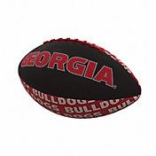 Georgia Bulldogs Mini Rubber Football