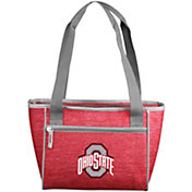 Ohio State Buckeyes Crosshatch Can Cooler Tote
