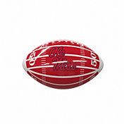 Ole Miss Rebels Glossy Mini Football