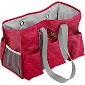 Louisville Cardinals Crosshatch Jr Caddy