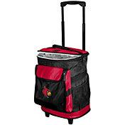 Louisville Cardinals Rolling Cooler