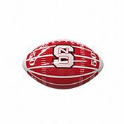 NC State Wolfpack Glossy Mini Football