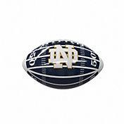 Notre Dame Fighting Irish Glossy Mini Football