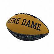 Notre Dame Fighting Irish Mini Rubber Football