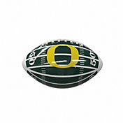 Oregon Ducks Glossy Mini Football