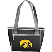 Iowa Hawkeyes Crosshatch Can Cooler Tote