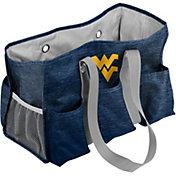 West Virginia Mountaineers Crosshatch Jr Caddy