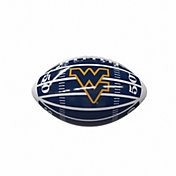 West Virginia Mountaineers Glossy Mini Football