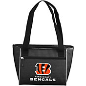 Cincinnati Bengals Crosshatch Can Cooler Tote