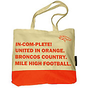 Denver Broncos Favorite Things Tote