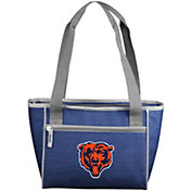 Chicago Bears Crosshatch Can Cooler Tote