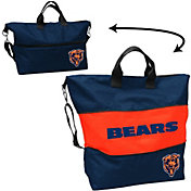Chicago Bears Crosshatch Tote